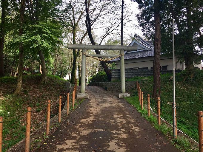 滝の城跡(所沢)