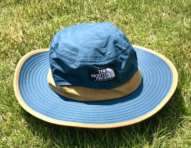 ノースフェイスの帽子「ホライズンハット」