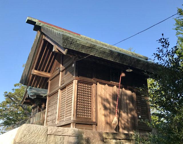 下新河岸・日枝神社