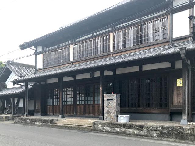 斎藤家住宅(旧伊勢安)