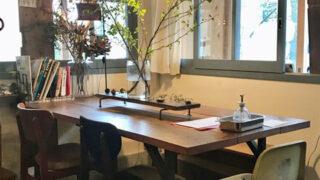 川越・カフェ『バノン』