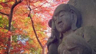 紅葉の平林寺
