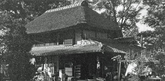 早船屋(昭和40年頃)