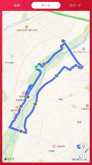 入間川散歩記録 いるまがわ大橋〜八瀬大橋