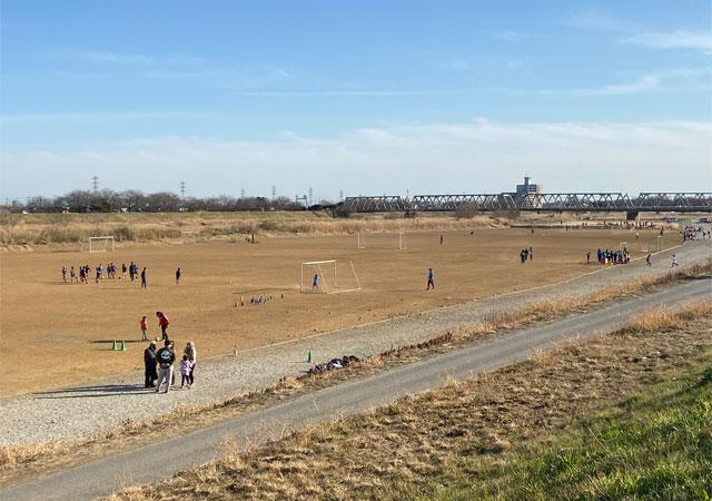 上戸運動公園(川越)