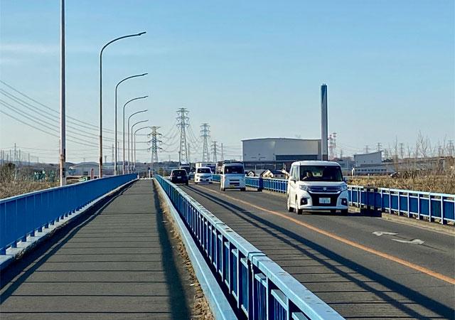 雁見橋(入間川)
