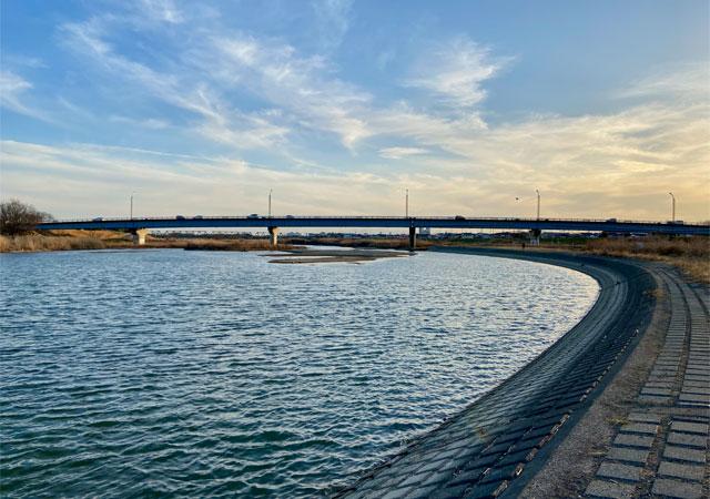 川越橋(入間川)