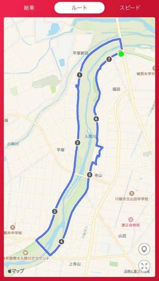 入間川散歩記録 雁見橋〜平塚橋〜落合橋