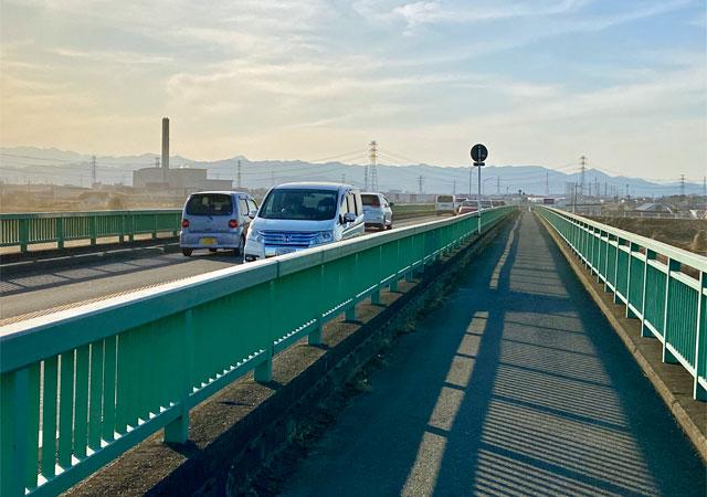 平塚橋(入間川)