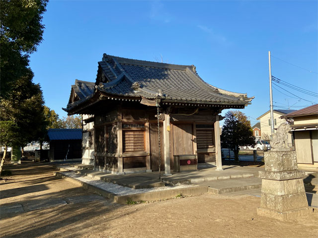 八咫神社(川越市)