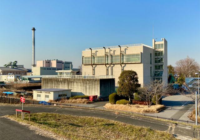 川島排水機場