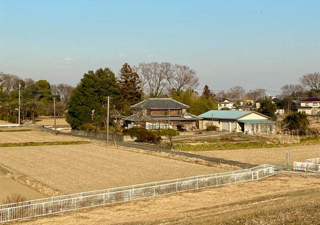 入間川・川島町