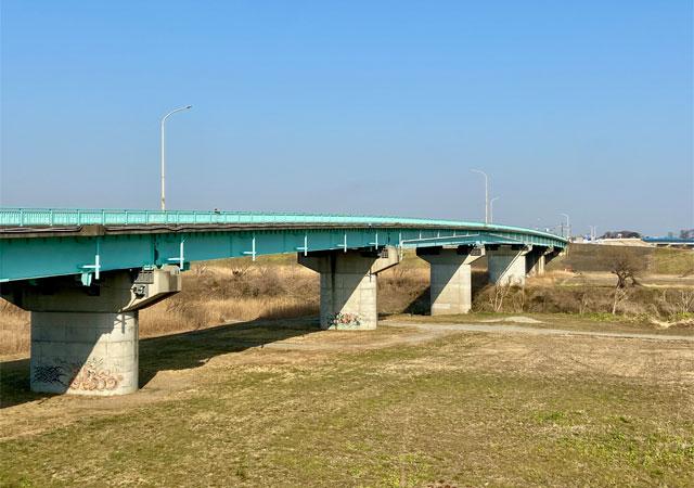 入間大橋(入間川)