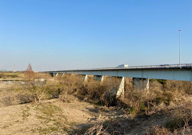 上江橋(入間川)